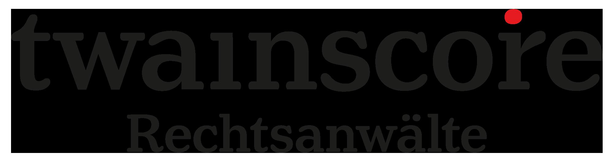 TWAINSCORE Partnerschaft von Rechtsanwälten mbB